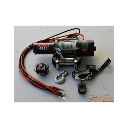 Tyrex 4500AP steel cable Winch (1)