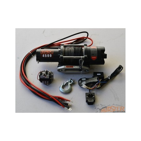 Tyrex 4500SP Synthetic Rope Winch (1)